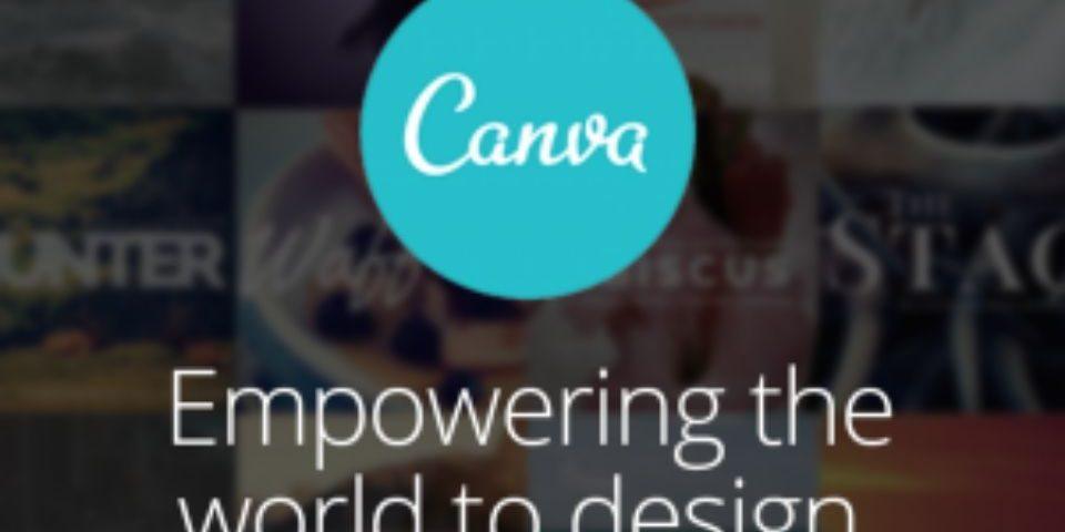Design grafik dengan canva