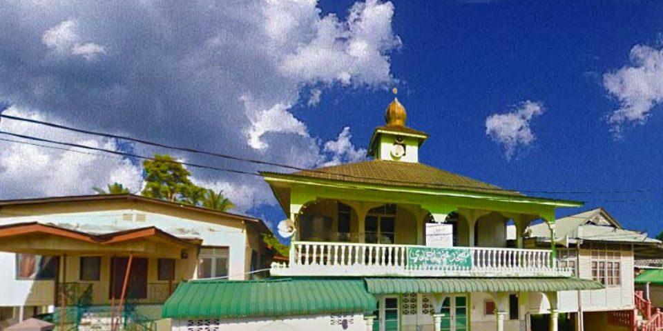 Masjid Muhammad Ahmadi Pintu Geng