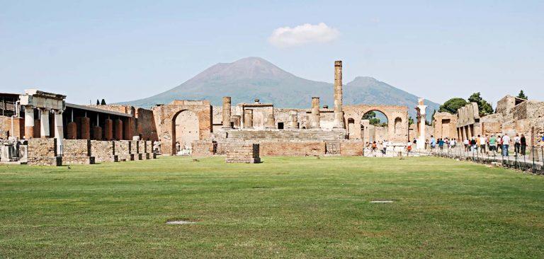 Ibrah daripada Kemusnahan Kota Pompeii