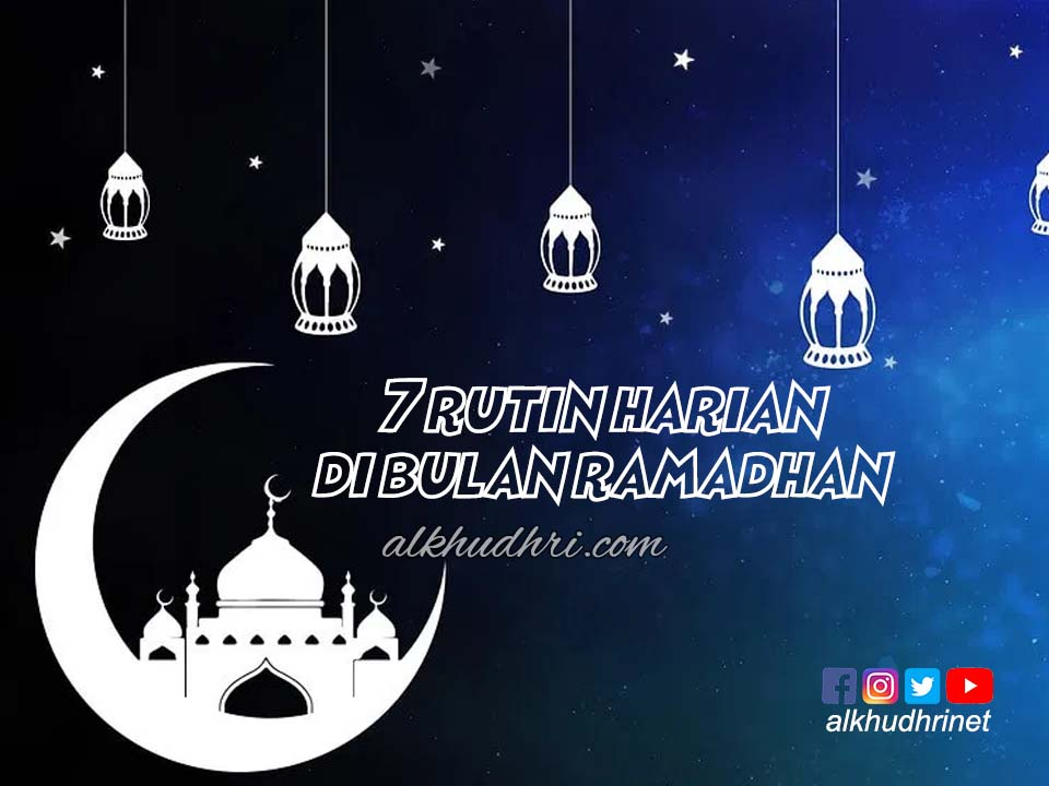 rutin harian ramadhan